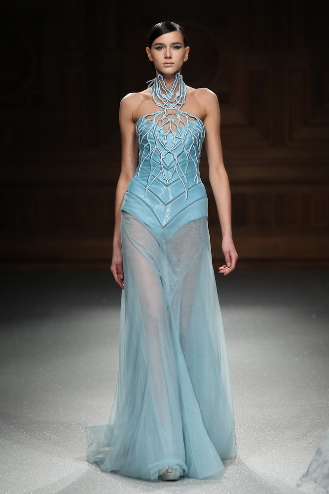 Tony ward couture spring-summer fashion
