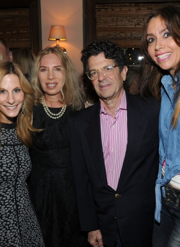Jean Shafiroff Hosts Cocktails for Rose Hartman's INCOMPARABLE COUPLES