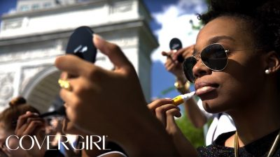 COVERGIRL Conducts Social Experiment Challenging Cultural Perceptions Of Beauty Norms